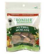 Frontier Natural Products Organic Whole Nutmeg
