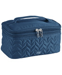 Lug Two-Step Cosmetic Case Ocean Blue