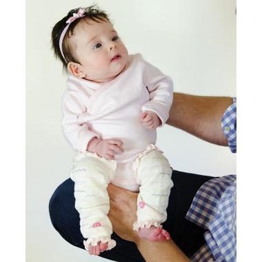 BabyLegs Organic Newborn Leg Warmers Cozy