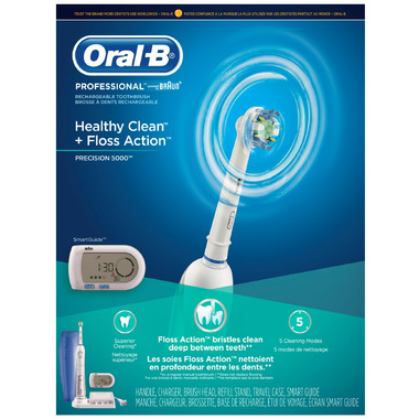 Oral-B Professional Healthy Clean + Floss Electric Toothbrush