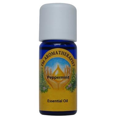 The Aromatherapist Peppermint Essential Oil