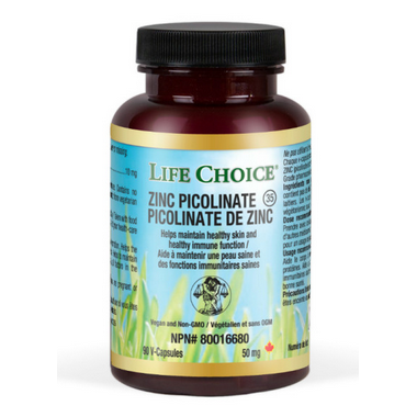 Life Choice Zinc Picolinate