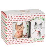Now Designs Jingle Cat Mug In a Box