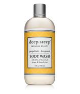 Deep Steep Classic Body Wash Grapefruit Bergamot