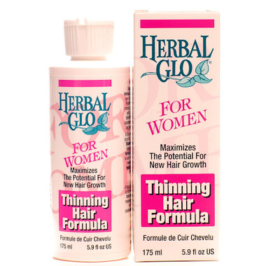 Herbal Glo Thinning Hair Formula For Women