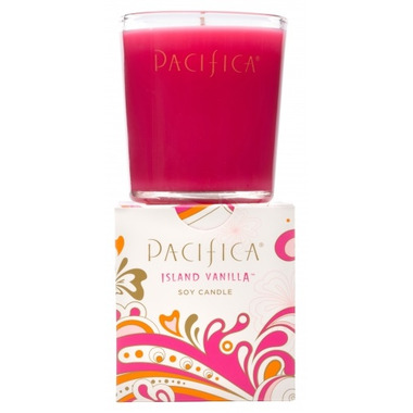Pacifica Soy Candle Island Vanilla