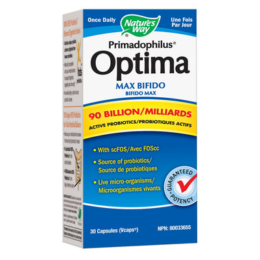 Nature\'s Way Primadophilus Optima Max Bifido
