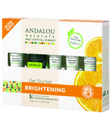 ANDALOU naturals Brightening Get Started Skin Care Kit