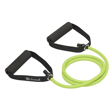 Gaiam Fitness Resistance Cord with Door Attachment Kit Medium