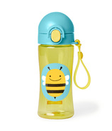 Skip Hop Zoo Lock-Top Sports Bottle Bee