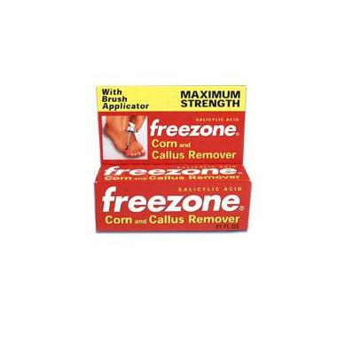 Freezone Maximum Strength Corn & Callus Remover