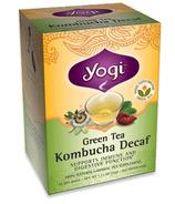 Yogi Tea Green Tea Kombucha Decaf