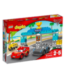 LEGO Race Lightening McQueen and Jackson Storm for the Piston Cup