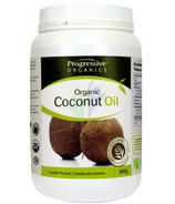 Progressive Organic Coconut Oil Unflavoured