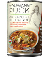 Wolfgang Puck Organic Classic Minestrone Soup