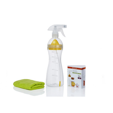Full Circle Come Clean Natural Cleaning Bottle