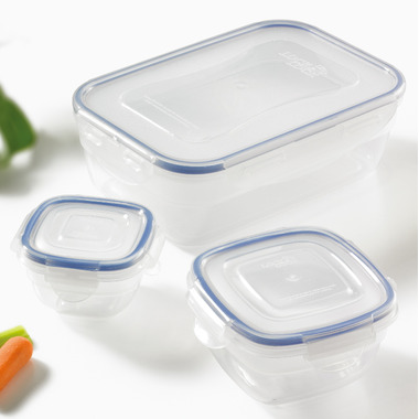 Lock & Lock Sandwich Container Set