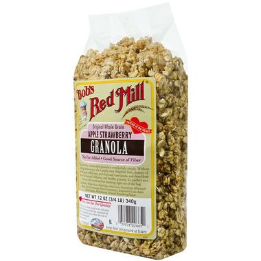 Bob\'s Red Mill Apple Strawberry Granola
