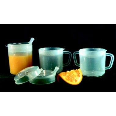 Drive Medical Independence Clear Cup