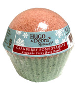 Hugo Cupcake Fizzy Bath Bomb