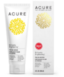 Acure Brilliantly Brightening Facial Scrub