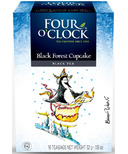 Four O'Clock Black Forest Cupcake Tea