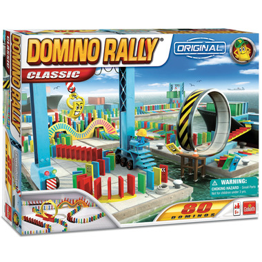 Pressman Domino Rally Classic Set