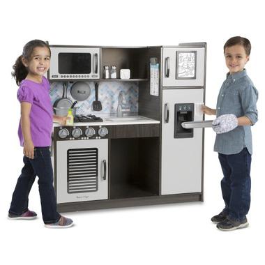 Melissa & Doug Chef\'s Kitchen Charcoal