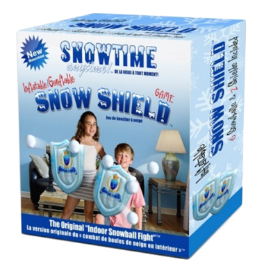 Snowtime Anytime Shield Combo Pack