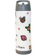 Zoli TokiPIP Insulated Drink Bottle Cactus Friends