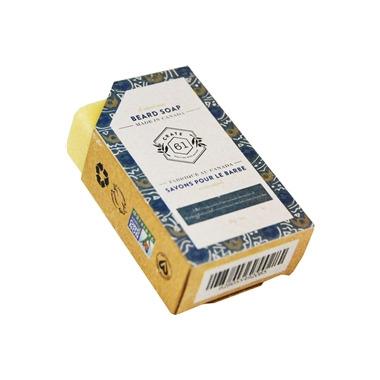 Crate 61 Organics Beard Soap with Organic Beer