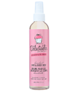 Be Delectable Strawberry & Cream Decadent Hair & Body Mist