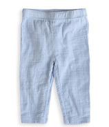aden + anais Muslin Pants Night Sky Blue