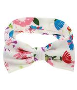 Baby Wisp Big Bow Headband Tropical Island