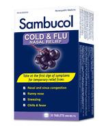 Sambucol Cold & Flu Nasal Relief
