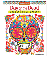 Fox Chapel Day Of Dead Coloring Book