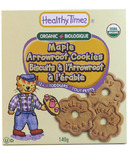 Healthy Times Maple Arrowroot Cookies