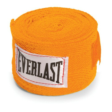 Everlast 108 inch Hand Wraps Orange