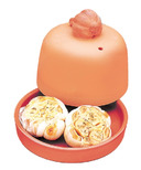 Terra Cotta Garlic Baker