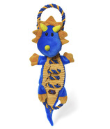 Charming Pet Products Ropes A-Go-Go Dragon Dog Toy