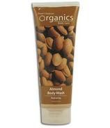 Desert Essence Organics Almond Body Wash
