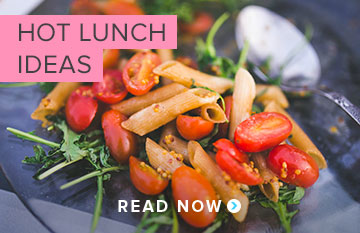 Hot Lunch Ideas
