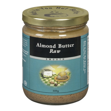 Where can i buy raw almond butter
