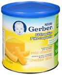 Gerber Graduates Lil' Crunchies Mild Cheddar