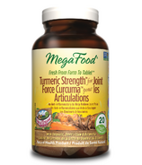 MegaFood Turmeric Strength for Joints