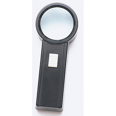 Drive Medical Round Illuminated Glass Magnifier