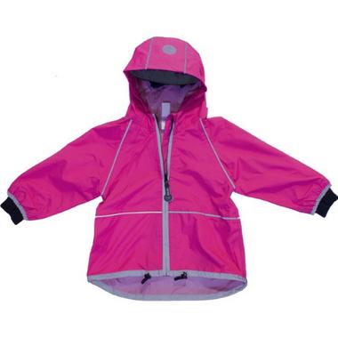 Calikids Nylon Waterproof Shell Jacket Pink