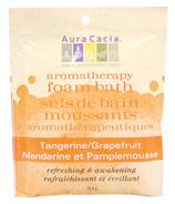 Aura Cacia Aromatherapy Tangerine & Grapefruit Foam Bath
