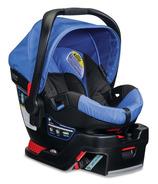 Britax B-Safe 35 Infant Car Seat Sapphire