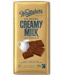 Whittaker's Fair Trade Creamy Milk Chocolate